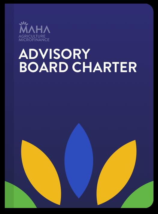 Advisory board charter