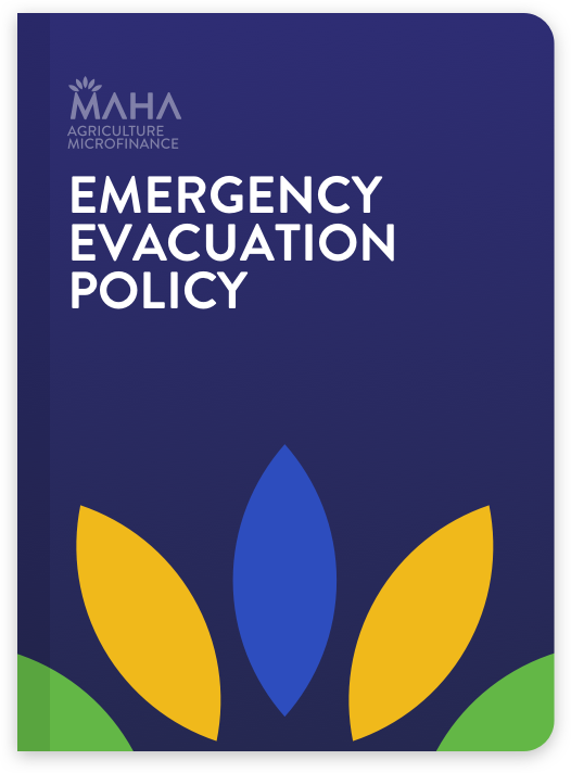 Emergency evacuation policy
