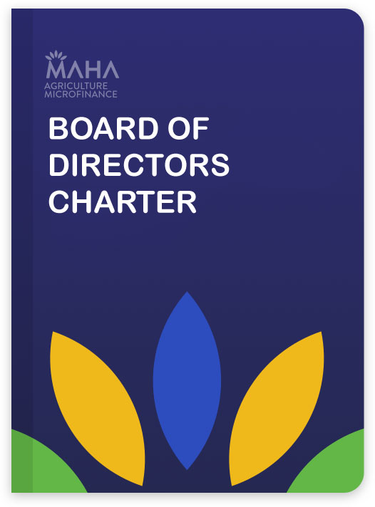 Board of Director charter